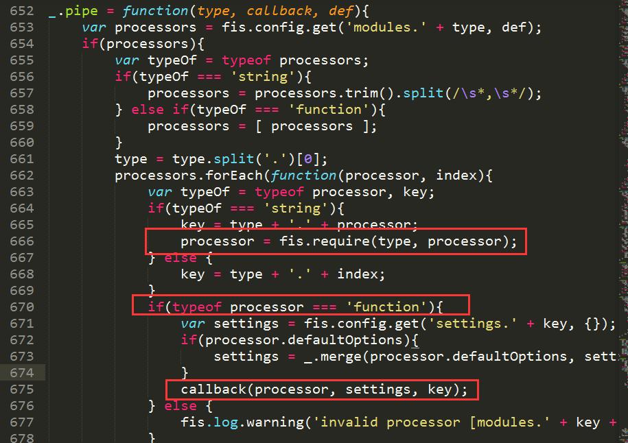FIS 插件开发